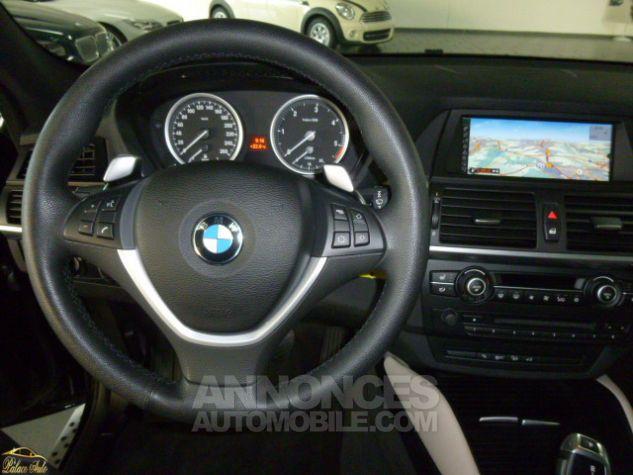 BMW X6 BMW X6 xDrive30d 245cv GPS Cuir Xénon Toit ouvrant Noir métallisé Occasion - 3