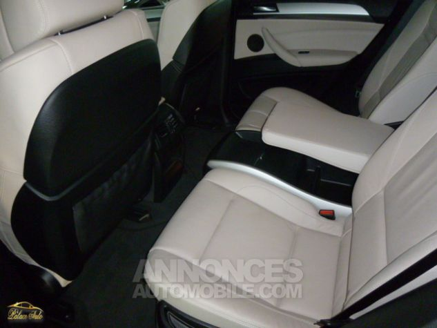 BMW X6 BMW X6 xDrive30d 245cv GPS Cuir Xénon Toit ouvrant Noir métallisé Occasion - 4
