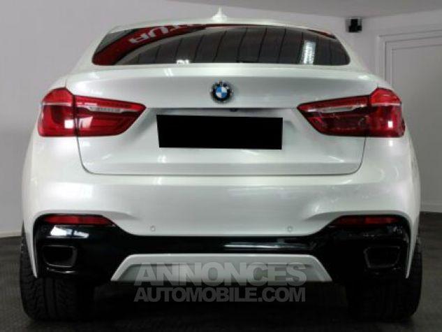 BMW X6 E71 M50D 381CH BLANC Occasion - 4