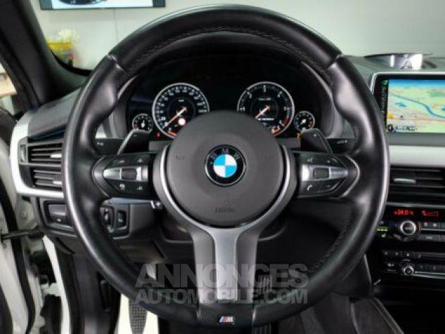BMW X6 E71 M50D 381CH BLANC Occasion - 8