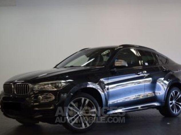 BMW X6 F16 M50DA 381CH NOIR Occasion - 0