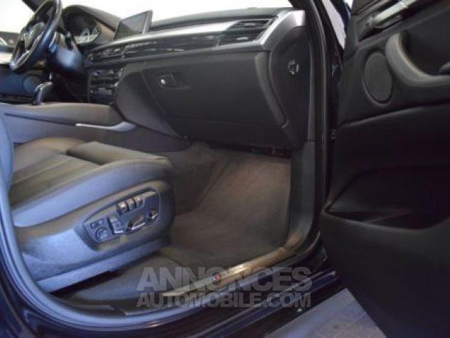 BMW X6 F16 M50DA 381CH NOIR Occasion - 8