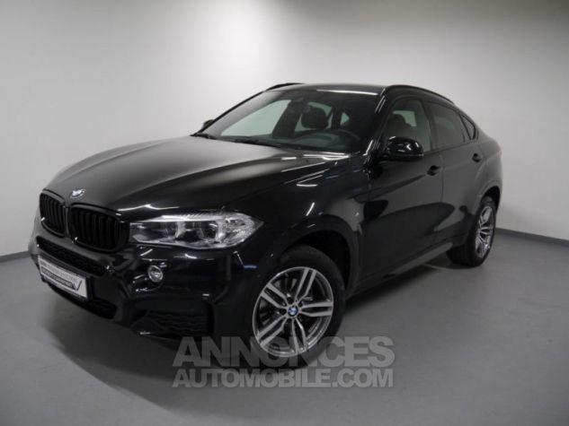 BMW X6 F16 XDRIVE 30DA 258CH M SPORT NOIR Occasion - 0