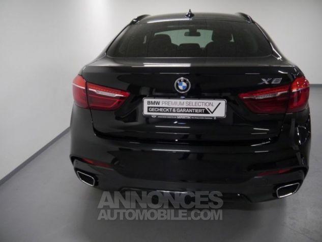 BMW X6 F16 XDRIVE 30DA 258CH M SPORT NOIR Occasion - 4