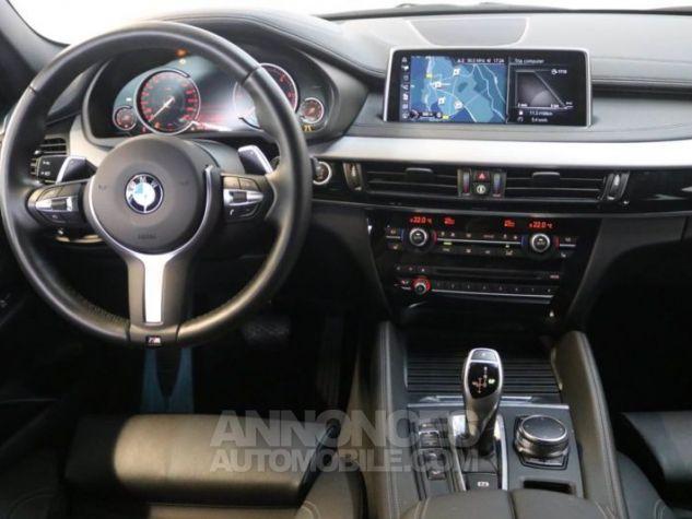 BMW X6 F16 XDRIVE 40DA 313CH M SPORT 2018 GRIS  SPACEGRAU Occasion - 4