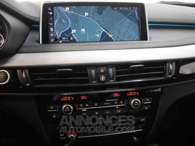 BMW X6 F16 XDRIVE 40DA 313CH M SPORT 2018 GRIS  SPACEGRAU Occasion - 5