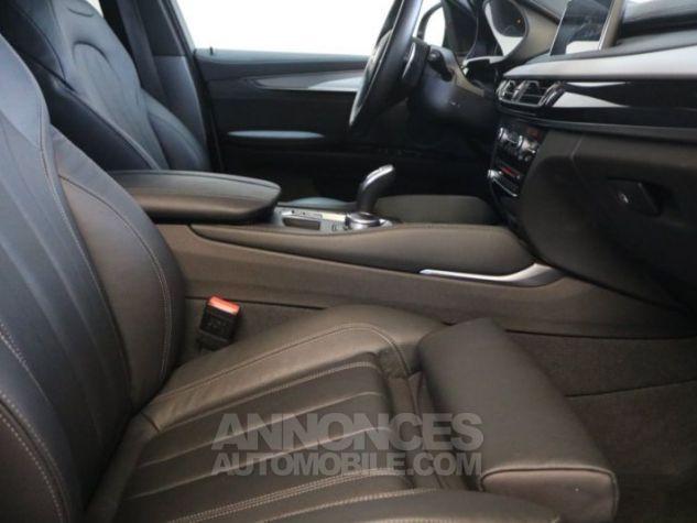 BMW X6 F16 XDRIVE 40DA 313CH M SPORT 2018 GRIS  SPACEGRAU Occasion - 7