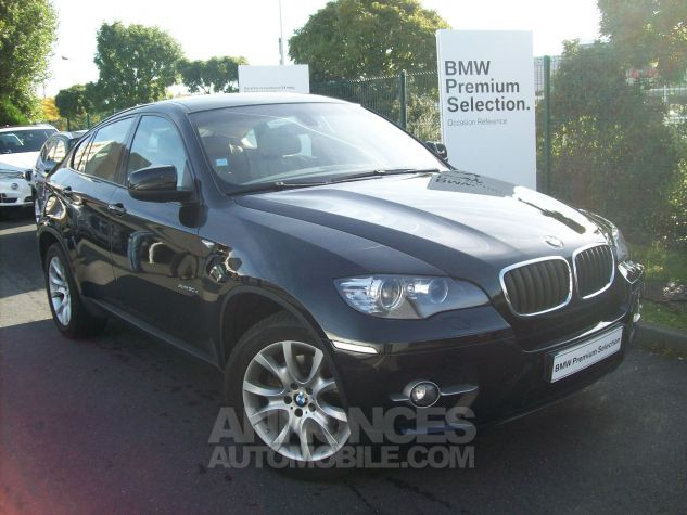 BMW X6 LUXE noir Occasion - 0
