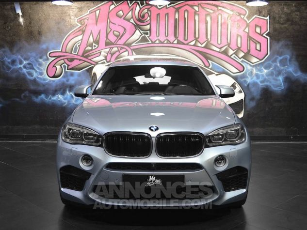 BMW X6 M GRIS METAL Occasion - 2