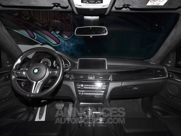 BMW X6 M GRIS METAL Occasion - 10