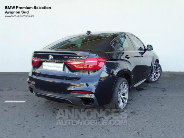 BMW X6 M50d 381ch Carbonschwarz Occasion - 1