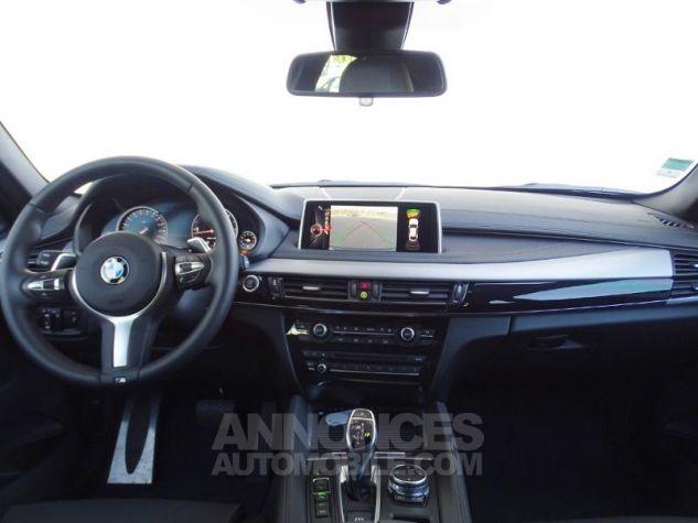 BMW X6 M50d 381ch Carbonschwarz Occasion - 8