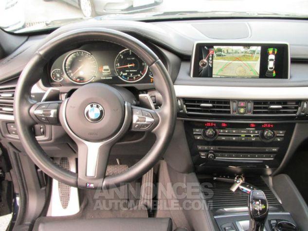 BMW X6 M50d 381ch Carbonschwarz Occasion - 5