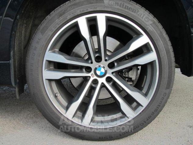 BMW X6 M50d 381ch Carbonschwarz Occasion - 7