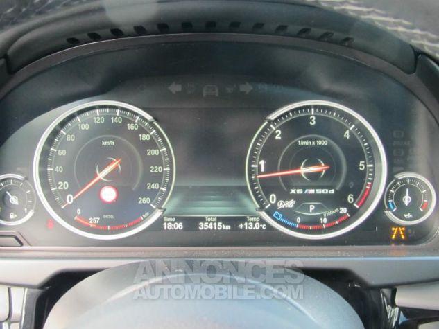 BMW X6 M50d 381ch Carbonschwarz Occasion - 10