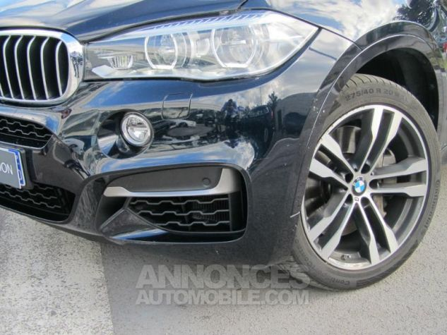 BMW X6 M50d 381ch Carbonschwarz Occasion - 19