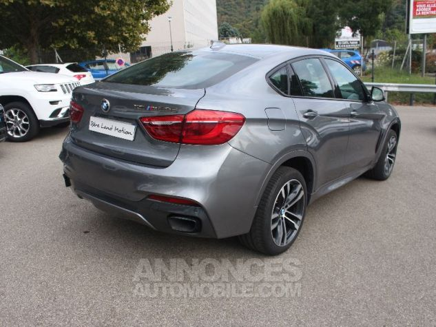 BMW X6 M50DA 381 xFULL / SUPERBE GRIS Occasion - 1