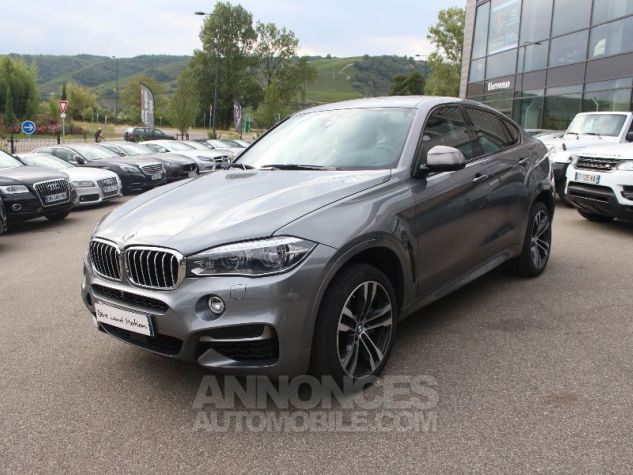 BMW X6 M50DA 381 xFULL / SUPERBE GRIS Occasion - 2