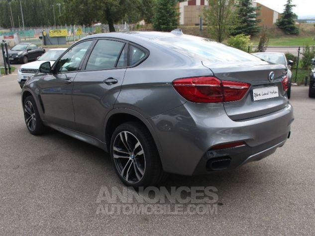 BMW X6 M50DA 381 xFULL / SUPERBE GRIS Occasion - 3