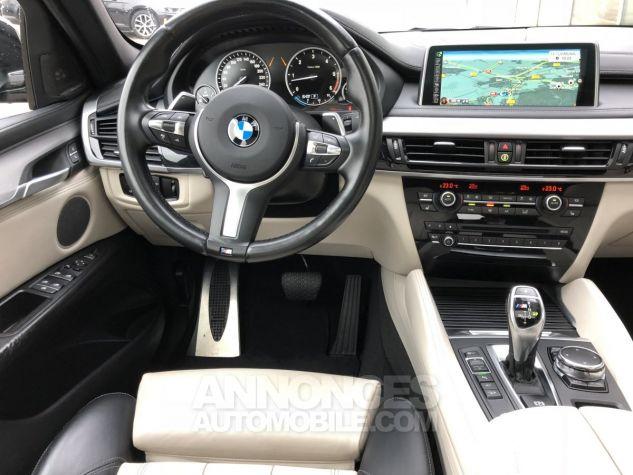 BMW X6 M50dA 381ch SAPHIRSCHWARZ Occasion - 6