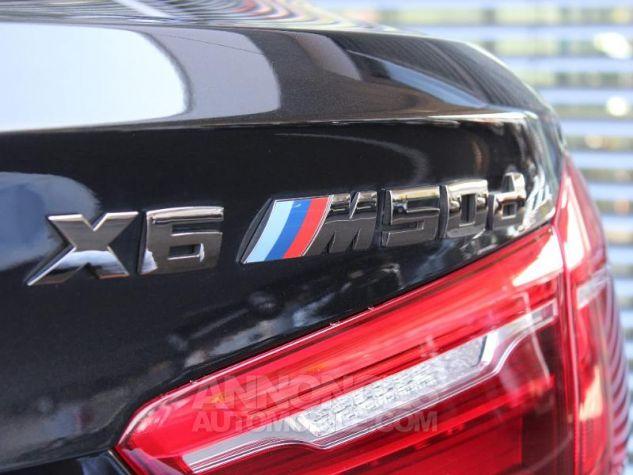 BMW X6 M50dA 381ch SAPHIRSCHWARZ Occasion - 19