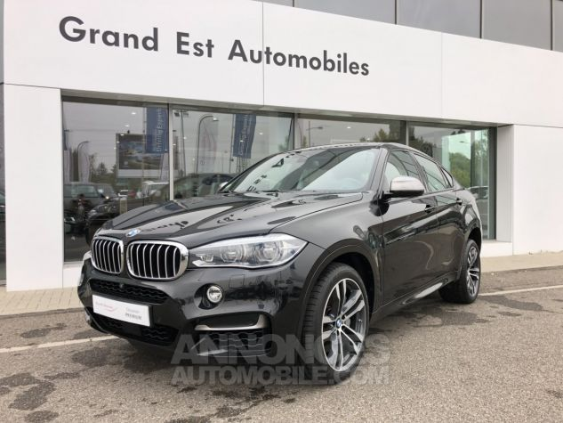 BMW X6 M50dA 381ch Saphirschwarz Occasion - 1