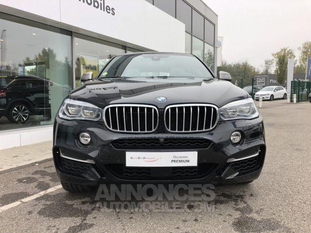 BMW X6 M50dA 381ch Saphirschwarz Occasion - 4