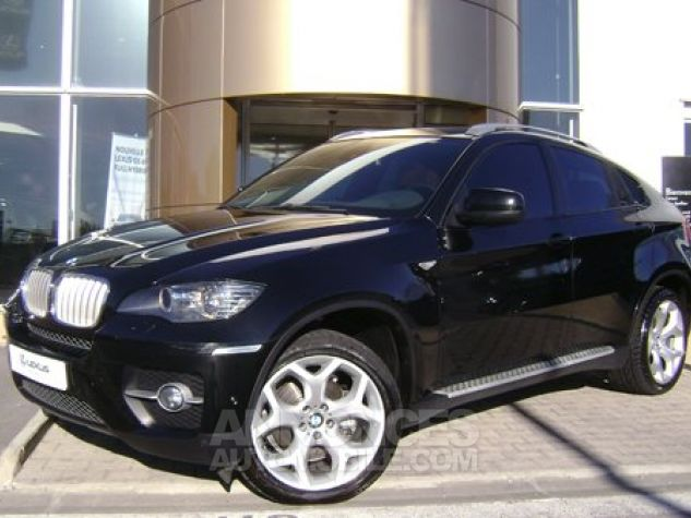 BMW X6 X DRIVE 40d Exlusive A-306 CH NOIR METAL Occasion - 0
