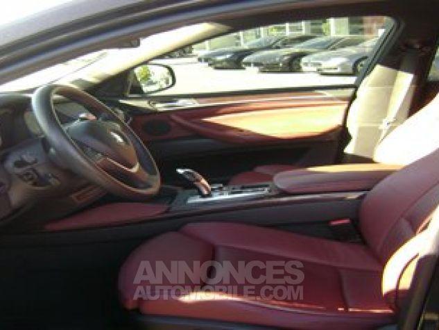BMW X6 X DRIVE 40d Exlusive A-306 CH NOIR METAL Occasion - 4