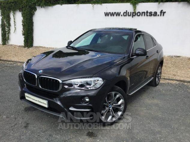 BMW X6 xDrive 30dA 258ch Edition Sophistograu  metallise Occasion - 0