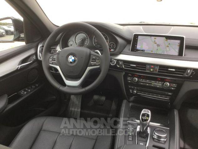BMW X6 xDrive 30dA 258ch Edition Saphirschwarz  metallise Occasion - 4