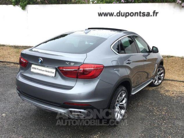 BMW X6 xDrive 30dA 258ch Edition Spacegrau  metallise Occasion - 1