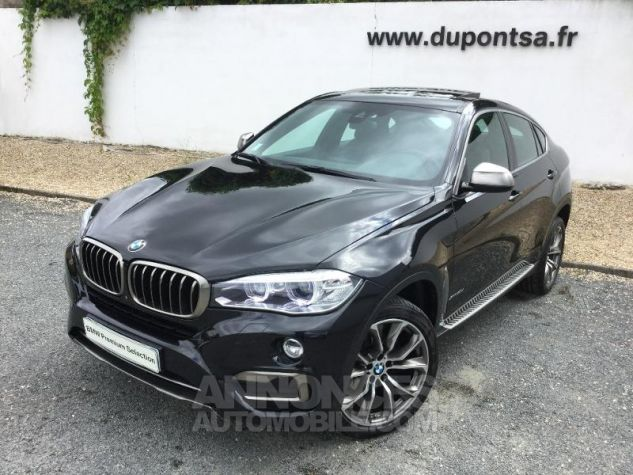 BMW X6 xDrive 30dA 258ch Exclusive NOIR Occasion - 0