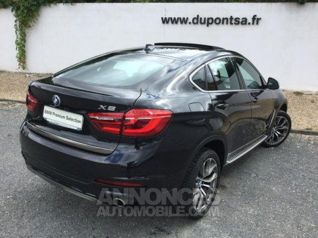BMW X6 xDrive 30dA 258ch Exclusive NOIR Occasion - 1