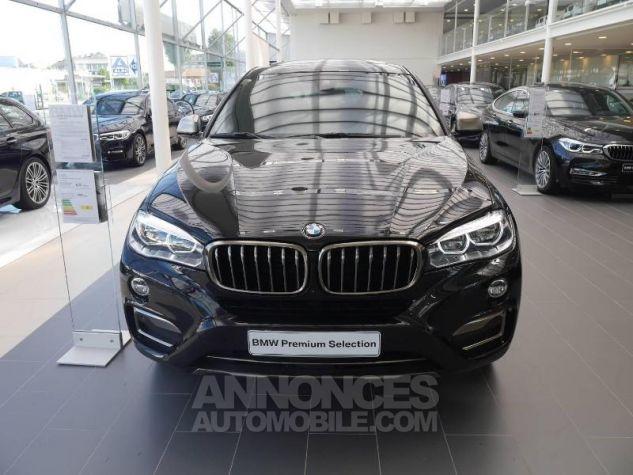 BMW X6 xDrive 30dA 258ch Exclusive Saphirschwarz Neuf - 0
