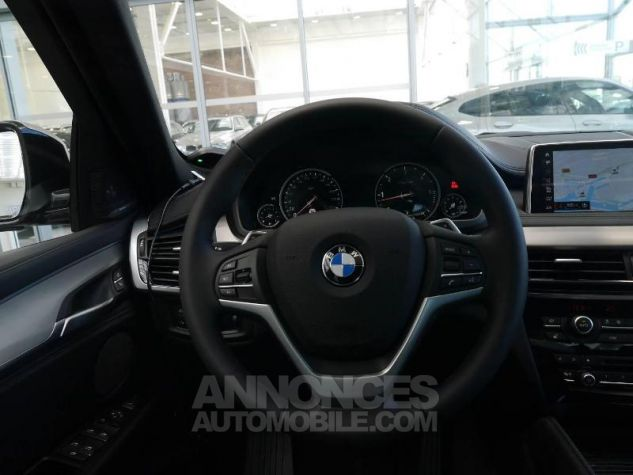 BMW X6 xDrive 30dA 258ch Exclusive Saphirschwarz Neuf - 4