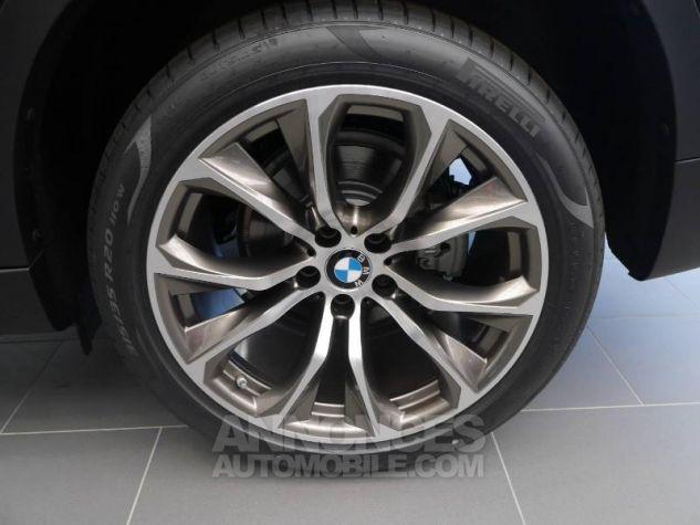 BMW X6 xDrive 30dA 258ch Exclusive Saphirschwarz Neuf - 8