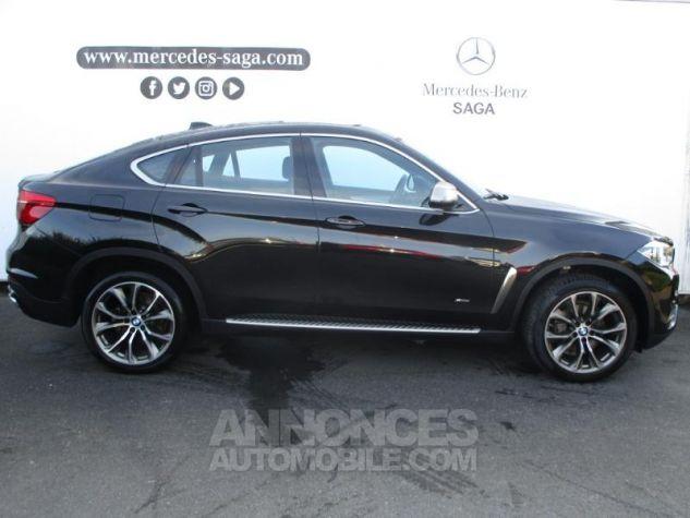 BMW X6 xDrive 30dA 258ch Exclusive NOIR Occasion - 4