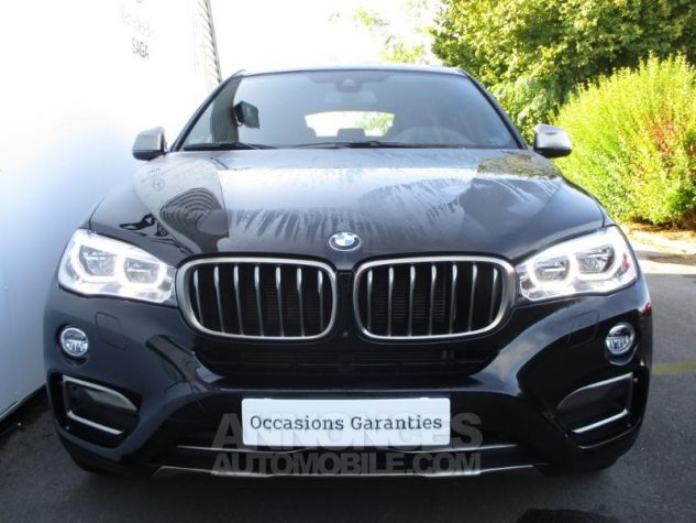 BMW X6 xDrive 30dA 258ch Exclusive NOIR Occasion - 8