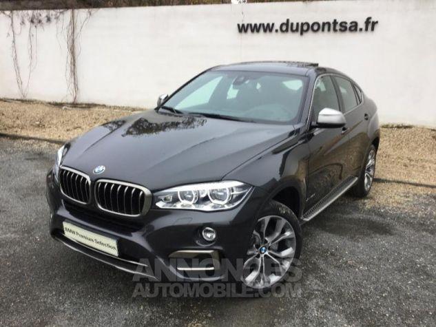 BMW X6 xDrive 30dA 258ch Exclusive Sophistograu metallisee Occasion - 0