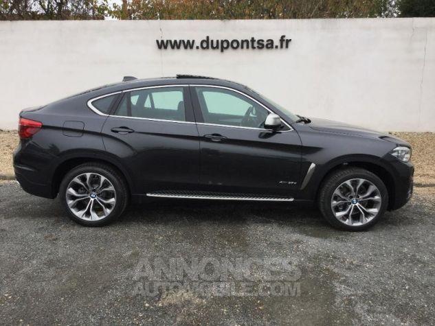 BMW X6 xDrive 30dA 258ch Exclusive Sophistograu metallisee Occasion - 11