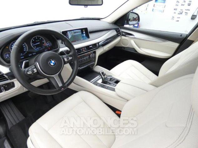 BMW X6 xDrive 30dA 258ch Lounge Plus Rouge Flamencorot Occasion - 7