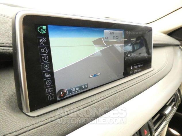 BMW X6 xDrive 30dA 258ch Lounge Plus Rouge Flamencorot Occasion - 8