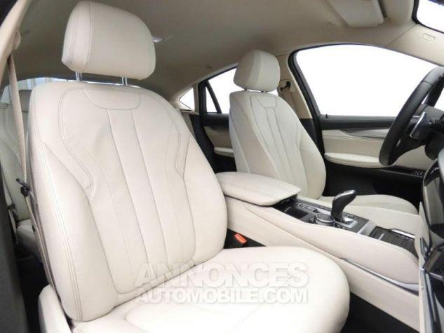 BMW X6 xDrive 30dA 258ch Lounge Plus Rouge Flamencorot Occasion - 17