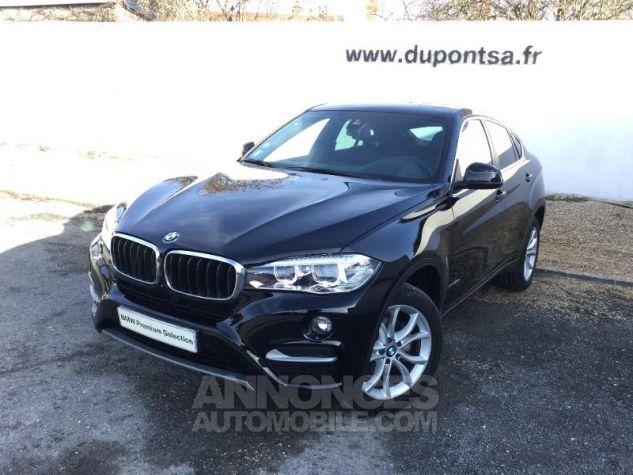 BMW X6 xDrive 30dA 258ch Lounge Plus NOIR Occasion - 0