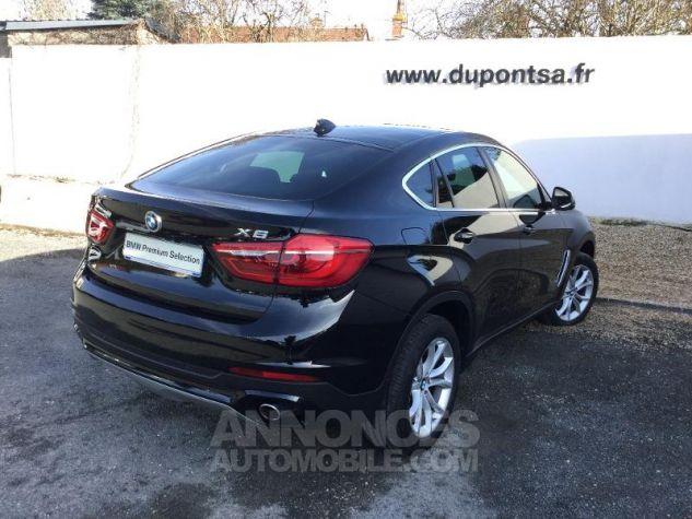 BMW X6 xDrive 30dA 258ch Lounge Plus NOIR Occasion - 1