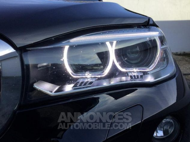 BMW X6 xDrive 30dA 258ch Lounge Plus NOIR Occasion - 10