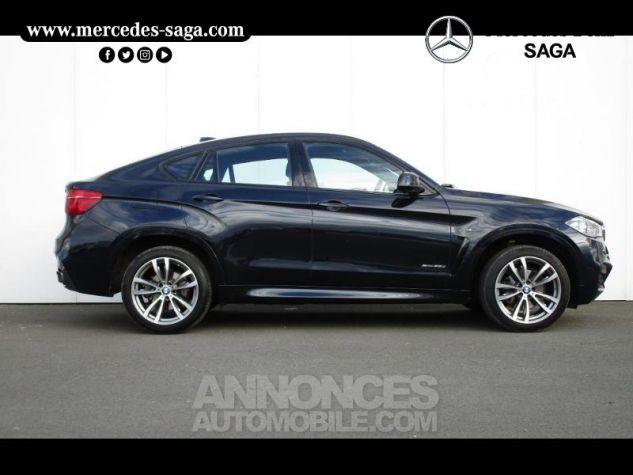 BMW X6 xDrive 30dA 258ch M Sport CARBONE SWARTZ Occasion - 2