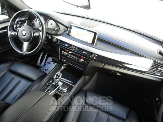 BMW X6 xDrive 30dA 258ch M Sport CARBONE SWARTZ Occasion - 3