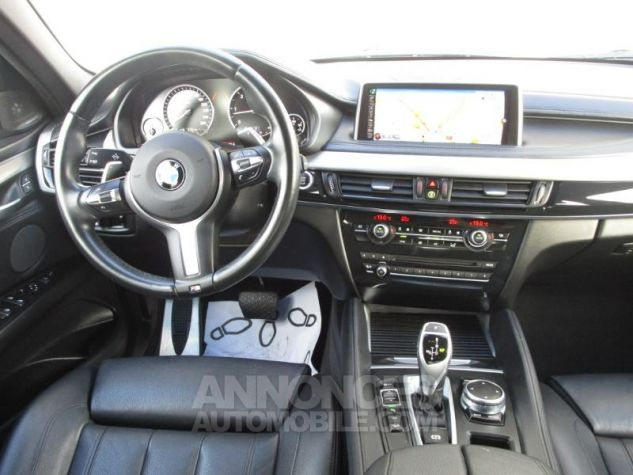 BMW X6 xDrive 30dA 258ch M Sport CARBONE SWARTZ Occasion - 4